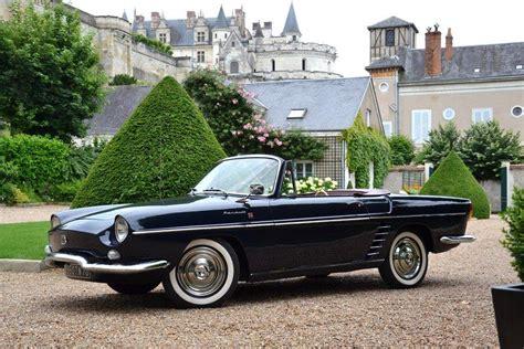 renault floride louez une renault floride autos r 233 tro plaisir