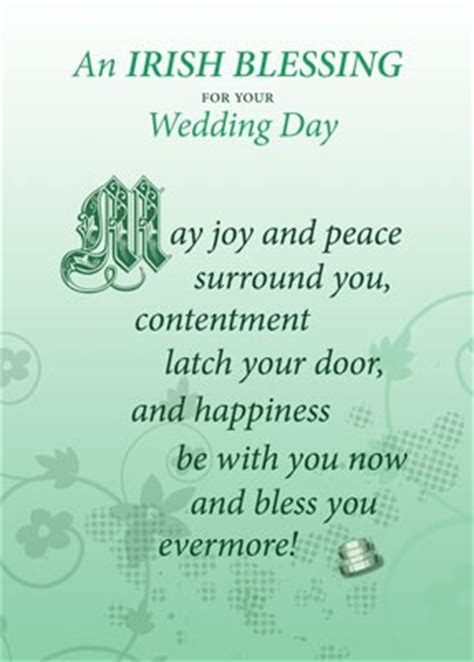 Wedding Blessing From To by Marriage Blessing Quotes Quotesgram