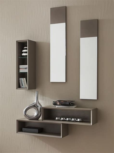 Meubles D Entree 412 by Pa603 Meuble Entr 233 E Avec Miroirs Et Box Verticale
