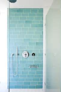shower designs on transitional bathroom