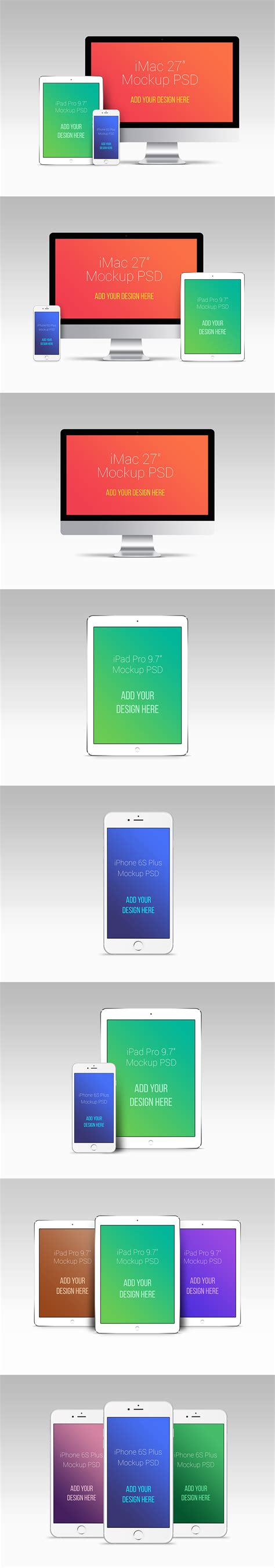 apple devices psd mockup templates graphicsfuel