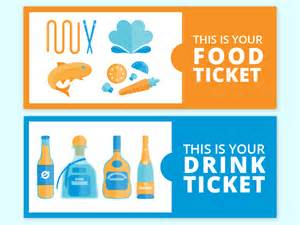 Drink Ticket Template by 17 Ticket Templates Free Sle Exle Format Free