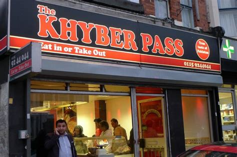The Cottage Takeaway The Khyber Pass Nottingham Restaurant Reviews Phone