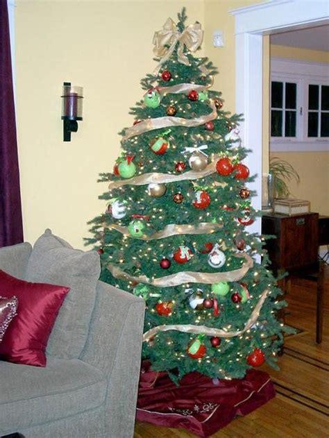 how to put vertical ribbon on christmas tree hướng dẫn trang tr 237 c 226 y th 244 ng noel đẹp nhất