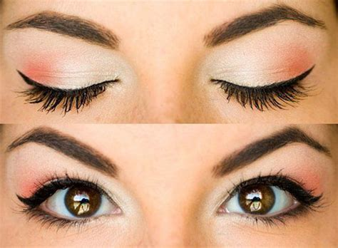 Makes Makeup by 12 Easy Summer Eye Make Up Tutorials For Beginners