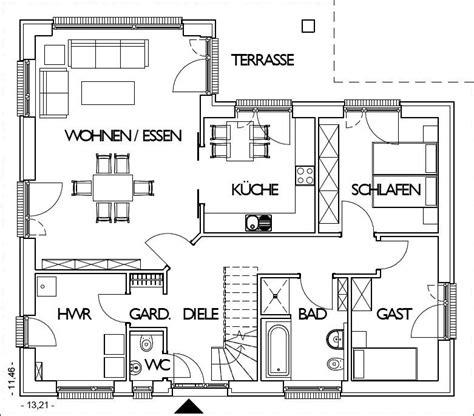 wohnung 65 m2 grundriss winkelbungalow grundriss erdgeschoss mit 108 54 m 178