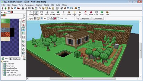 game maker layout 001 game creator makes game design a breeze studica blog