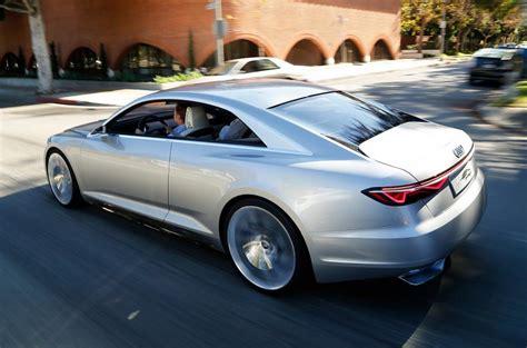 new audi concept car audi s prologue concept car driven autocar