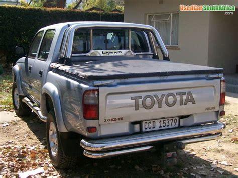 Toyota Western 2005 Toyota Tr3 Hilux Legend Kzte Diesel Cab 4x2