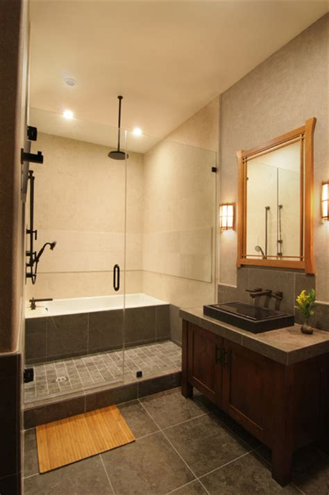 Asian Bathroom Design by Traditional Japanese Asian Bathroom Los Angeles By