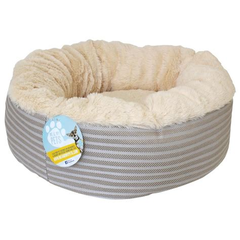 donut bed soft donut bed for cats or dogs me my pets