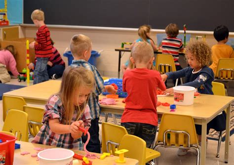 for kindergarten early childhood education subjects education article