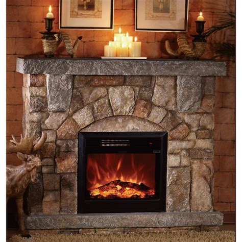 best 25 electric fireplace with mantel ideas on