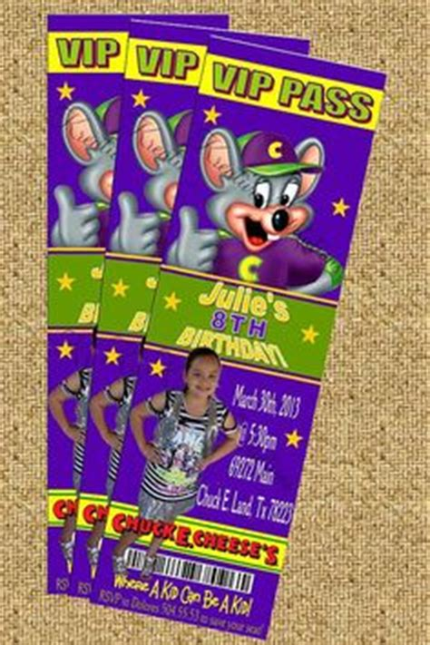 printable chuck e cheese thank you cards chuck e cheese birthday invitation printable chalkboard