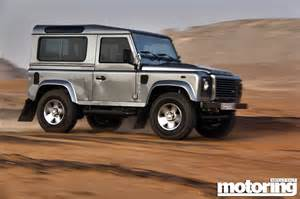 2013 land rover defender 90 review motoring middle east