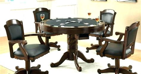 dining tables on wheels chairs with wheels kitchen designs castered furniture dining room table neriumgb