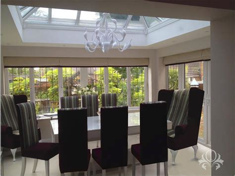 conservatory as dining room interior design cobham surrey