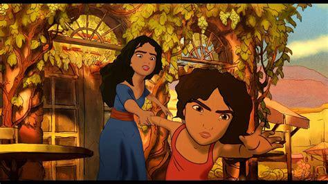 film nabi cartoon kahlil gibran s the prophet review liam neeson and