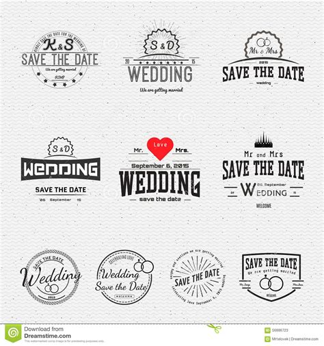 Gift Card That Can Be Used Anywhere - wedding badges cards and labels for any use stock vector image 56886723
