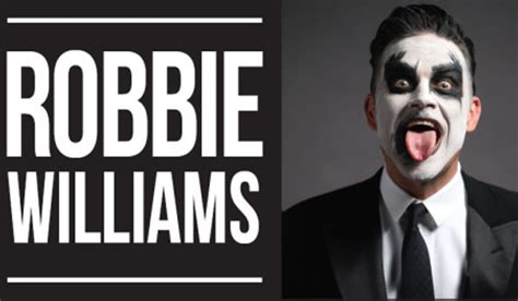 reveal robbie williams books robbie williams returns to australia on let me entertain