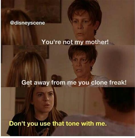 film quotes friday 25 best freaky friday images on pinterest chad michael
