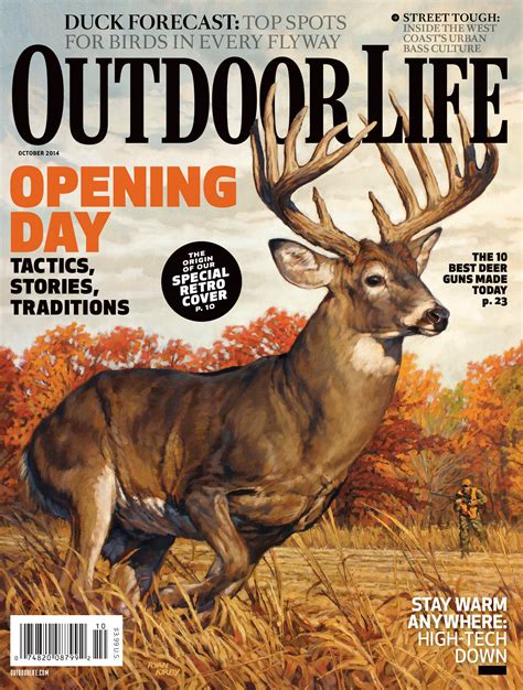 outdoor life boone wildlife artist ryan kirby on painting wildlife and