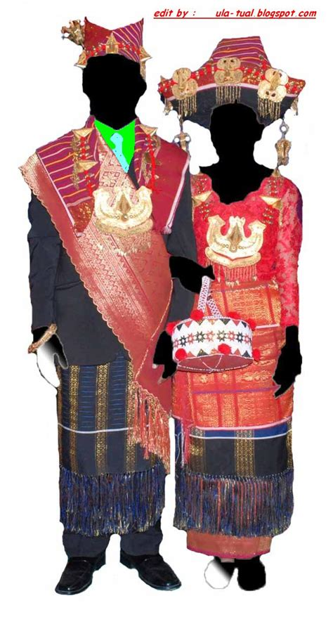 Baju Adat Suku Batak Karo lamegogo pakaian adat karo