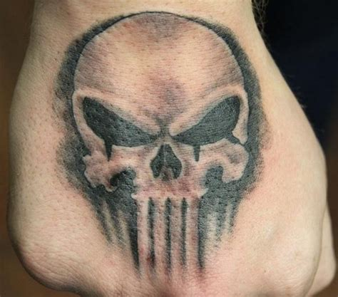 the punisher tattoo top 25 best punisher ideas on punisher