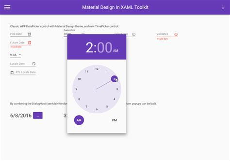 material design themes xaml the week in net net conf material design in xaml