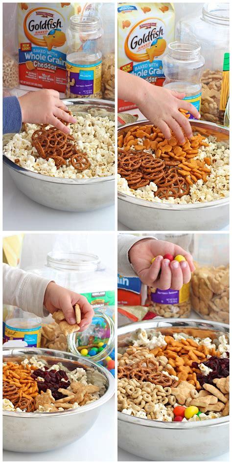 Popcorn Pantry by Pantry Popcorn Mix The Bakermama