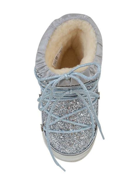Chiara Ferragni Boots chiara ferragni chiara ferragni glitter moon boot