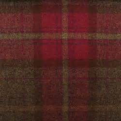 100 scotish upholstery wool woven tartan check plaid