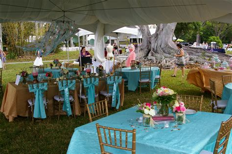 outdoor wedding reception wedding reception decoration