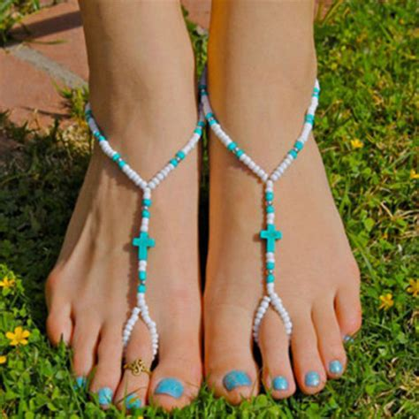 Handmade Beaded Anklets - compare prices on handmade beaded anklets shopping