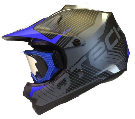 childrens motocross helmets childrens motocross style mx helmet goggles