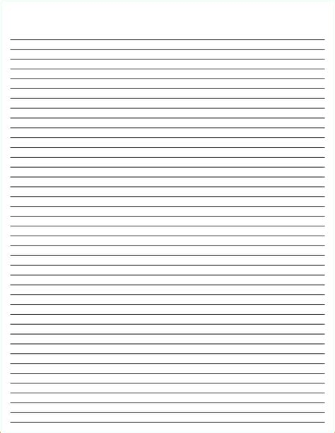 Make Lined Paper In Word Lined Paper Word Template Portablegasgrillweber
