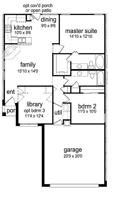 atomic ranch floor plans atomic ranch house plans atomic ranch elevation