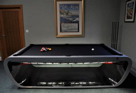 Expensive Pool Tables | the most expensive pool table in the uk on show in bristol