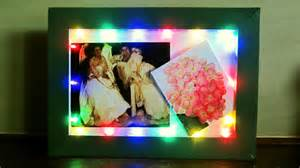 how to make lights to diy led frame learn how to make a light frame for