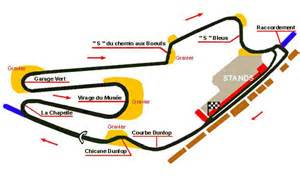 Circuit Bugatti Pr 233 Sentation Du Grand Prix De Moto 2011