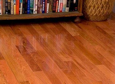 """Solid 3/4"""" Bolivian Rosewood Flooring by Brazilian Direct"""