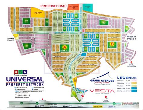 avenues mall map grand avenues lahore payment plan and booking details upn