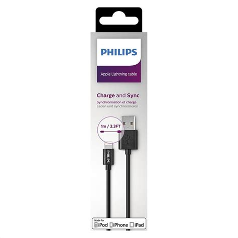 Special Kabel Lightning Zinc 1 Meter Termurah philips ph dlc2404v 10 pat europe