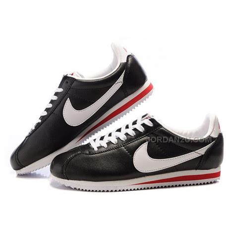 imagenes zapatos nike cortez nike cortez women leather shoes black white price 89 00