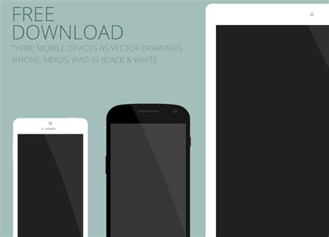 design html for mobile devices flat mobile devices noupe