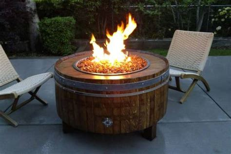 backyard gas fire pit 33 diy firepit designs for your backyard ultimate home ideas