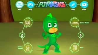 pj masks games craft character amp vehicle website tour