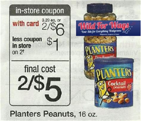 Planters Coupons by Print Planters Coupons Now For 3 23 Just 1 50