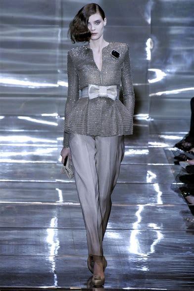 Haute Couture Giorgio Armani Prive Autumnwinter 2008 Collection giorgio armani priv 233 parigi haute couture fall winter