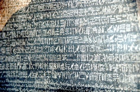 rosetta stone three languages rosetta stone s third language egyptian hieroglyphics